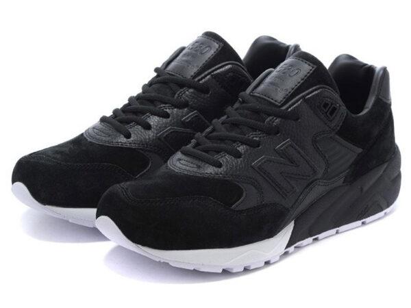 New Balance 580 черные (35-45)