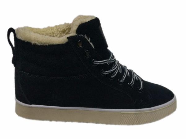 Adidas Ransom на меху черные (40-45)