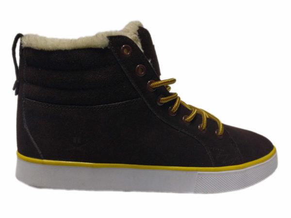 Adidas Ransom на меху коричневые (40-45)