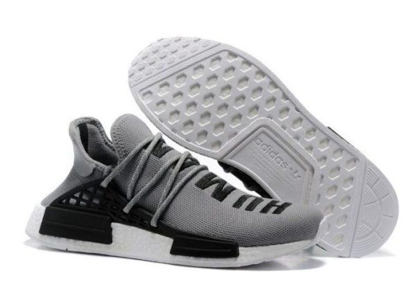 Кроссовки Adidas NMD Human Race серые (40-44)