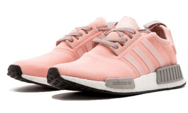 Adidas NMD R1 розовые (35-39)