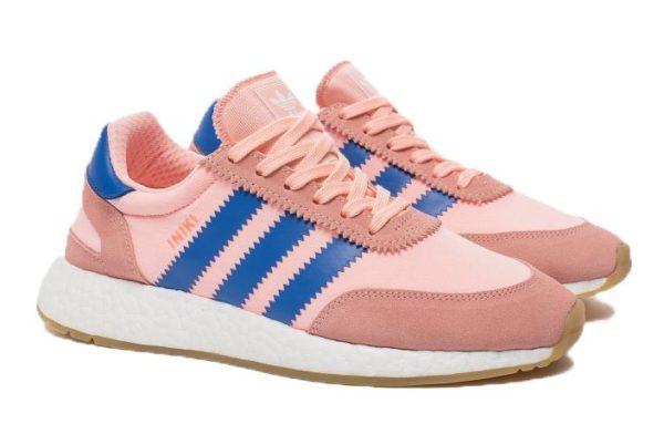 Adidas Iniki Runner розовые (35-39)