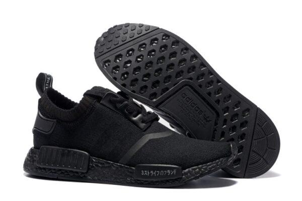 Adidas NMD черные (40-45)