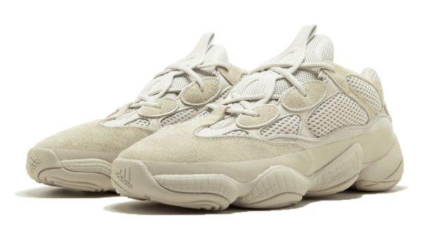 Кроссовки Adidas Yeezy Boost 500