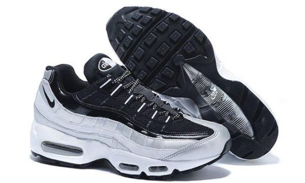 Nike Air Max 95 Essential черно-белые (35-45)