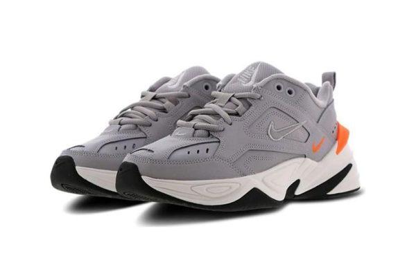 Кроссовки Nike M2K Tekno серые (35-39)