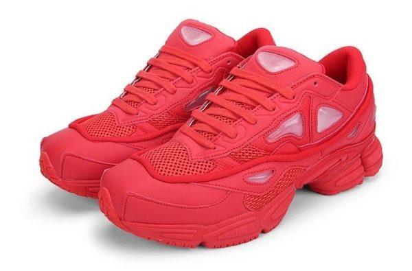 Adidas Ozweego 2 Raf Simons x Red красные (35-43)