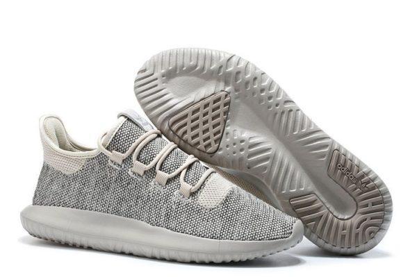 Adidas Tubular Shadow Knit светло-коричневые (35-44)
