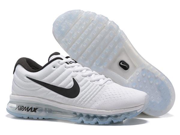 Nike Air Max 2017 белые (35-44)