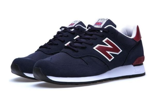 Мужские кроссовки New Balance 670