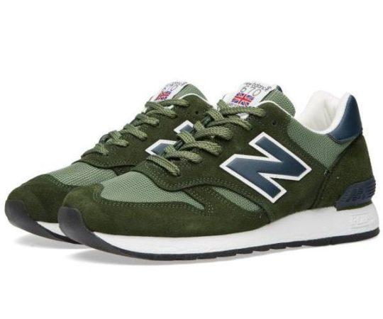 New Balance 670 зеленые (40-44)