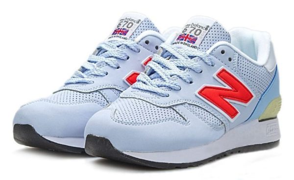New Balance 670 голубые (35-39)