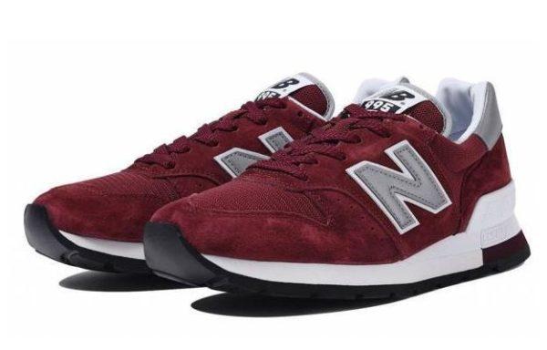 New Balance 995 красные (40-44)