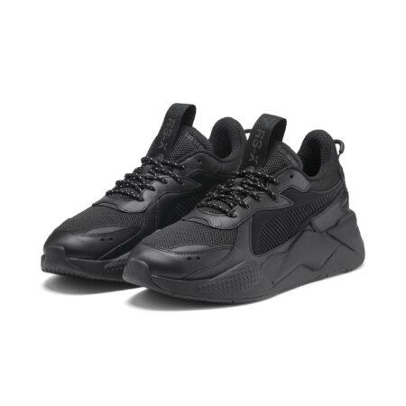 Черные кроссовки Puma