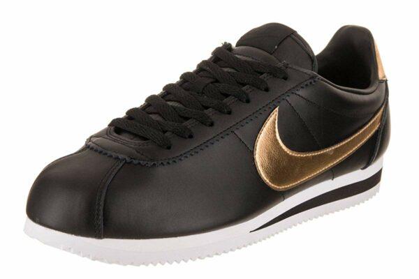 Nike Cortez черно-золотые (40-43)