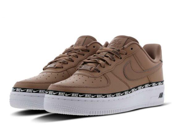 Nike Air Force 1 Lab Low бежевые (36-40)