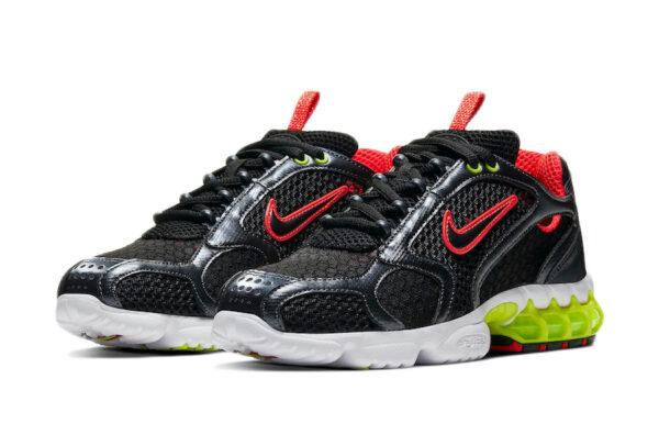 Nike Air Zoom Spiridon Caged 2 черные мужские (40-44)
