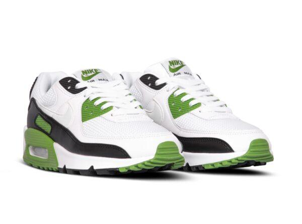 Летние белые кроссовки