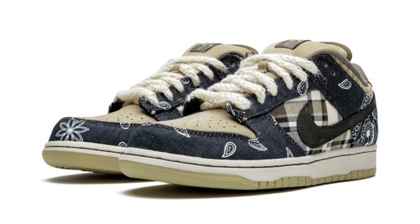 Nike Air Force SB Dunk Low Travis Scott разноцветные (35-43)